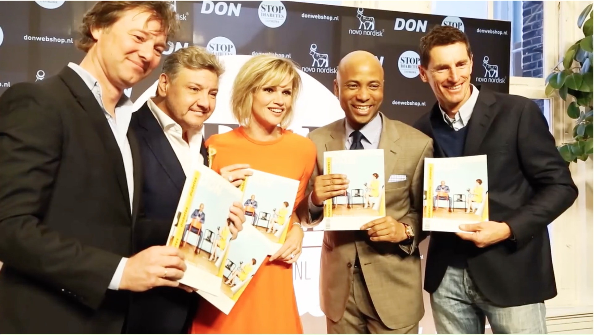 Don magazine lancering