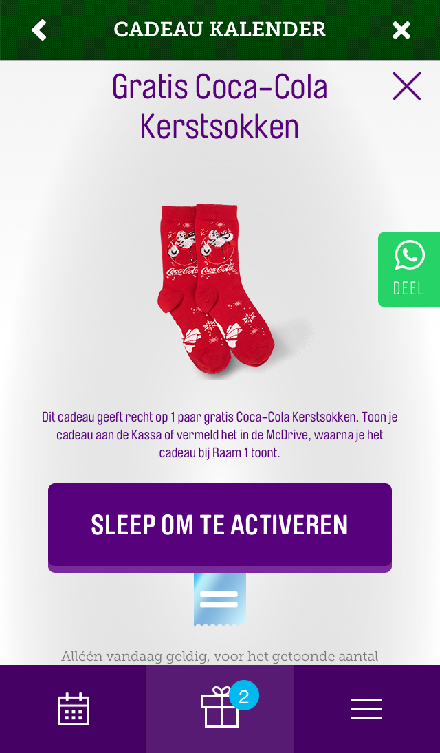 Mc Donalds App Feestdagen 3 Clipforce Video Animatie
